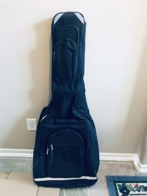 Acoustic guitar case for Sale in The Woodlands, TX