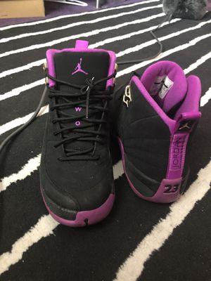 Hyper violet Jordan 12s for Sale in Pittsburgh, PA