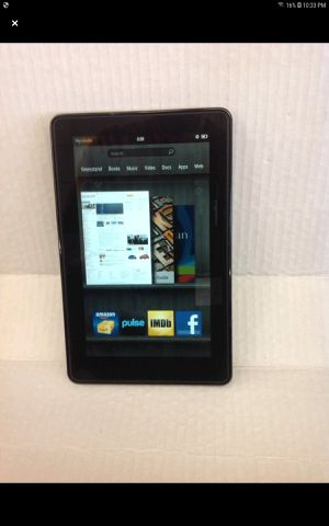 """7"""" TABLET Kindle fire 8gb - PRICE IS FIRM for Sale in Columbus, OH"""