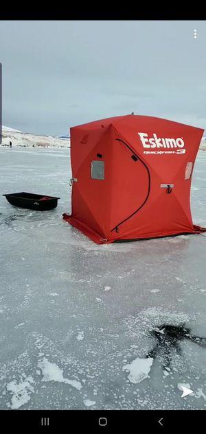 Eskimo Ice Fishing Gear for Sale in Littleton, CO