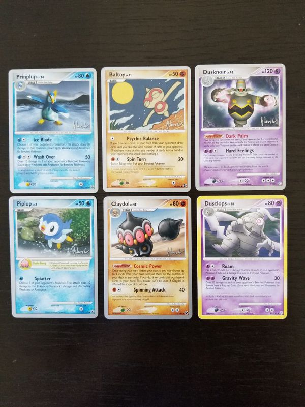 Pokemon Card Collection of 105 cards