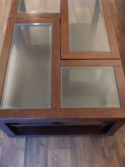 Modern Coffee Table Brown for Sale in Littleton,  CO