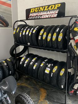 Motorcycle Tires In Stock Michelin Dunlop for Sale in Boca Raton,  FL