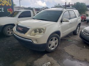 Gmc Arcadia for part out 2007 for Sale in Opa-locka, FL