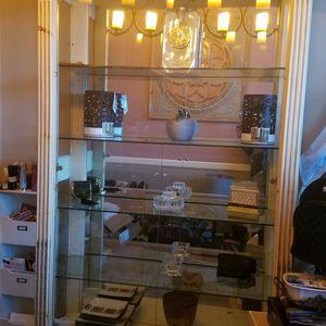 European Glass Hutch for Sale in Graham, WA