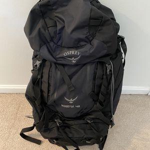 Osprey Kestrel 48 Backpack for Sale in Fairfax, VA