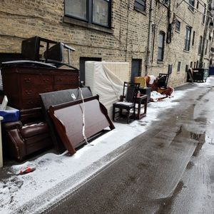 FREE*Moving out of state-everything will be in alley by noon for Sale in Chicago, IL