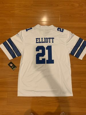 Ezekiel Elliott Dallas Cowboys NFL Football Jerseys for Sale in La Puente, CA