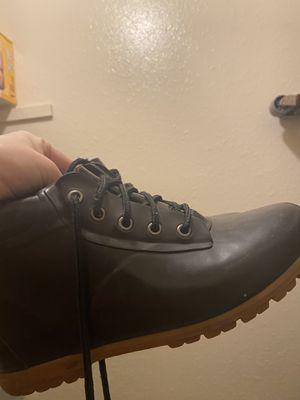 Rubber rain boots for Sale in Clovis, CA