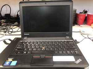 Lenovo $99 laptop intel celeron processor 320gb hdd 4gb ram windows 10 office 07 90 days warranty storefront seller just come for Sale in Redondo Beach, CA