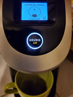 Keurig 2,0 coffer maker for Sale in Tacoma,  WA
