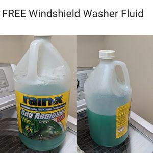 32825 Free Windshield Washer Fluid for Sale in Orlando, FL