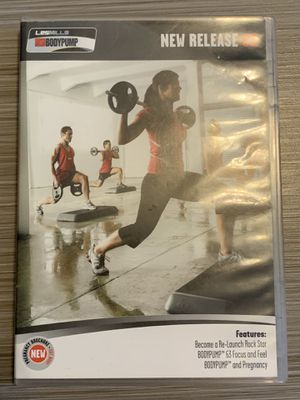 Les Mills BodyPump New Release 63 DVD and CD - (MIssing Notes). Playing good for Sale in Lauderhill, FL