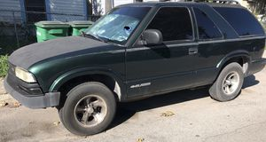 2002 Chevy Blazer for Sale in San Antonio, TX