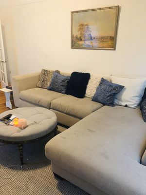 Sectional couch for Sale in San Francisco, CA