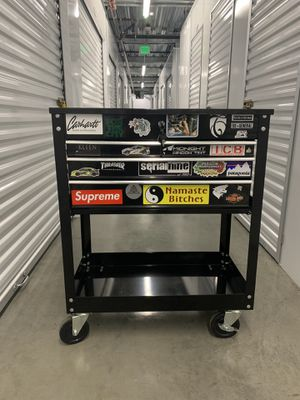 US General 4 Drawer Tool Cart for Sale in Seattle, WA