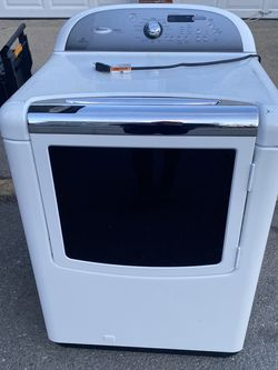 Gas dryer delivery available for a fee curbside drop off for Sale in Newark,  NJ