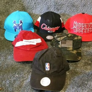 Snapbacks $5 Or Lot Sale for Sale in Severn, MD