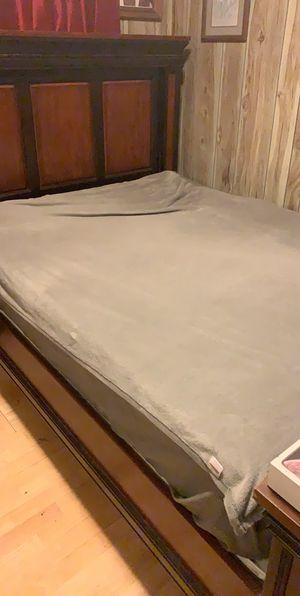 Bedroom furniture including mattress for Sale in El Cajon, CA