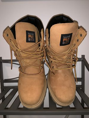 Men's Pro Timberland Work Boots. Size 10 for Sale in Versailles, KY