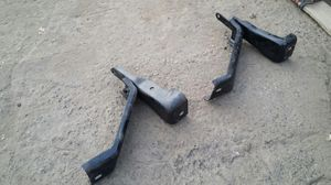 1973 Chevy truck Stepside rear bumper brackets for Sale in Fresno, CA