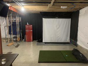 Net Return Pro Series Sim Setup for Sale in Wheaton, IL
