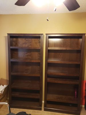 Solid Oak Bookshelves for Sale in Phoenix, AZ