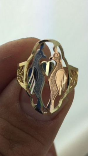 10K Solid Gold Ring any size for Sale in Hialeah, FL