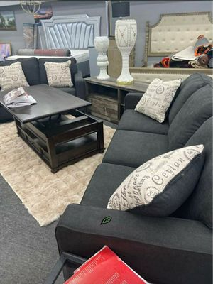 ☑ Special for Black Friday ‼ Alenya Charcoal Living Room Set 38 for Sale in Jessup, MD