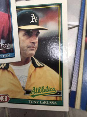 Cal Ripken Baseball and Football card collection for Sale in Encinitas, CA