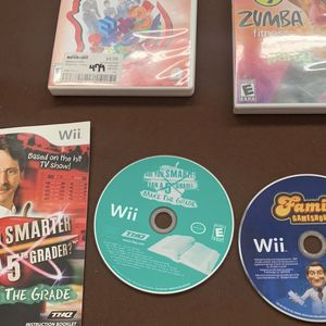 Wii Games for Sale in San Diego, CA