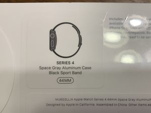 Apple Watch Series 4 GPS (44mm) for Sale in South San Francisco, CA