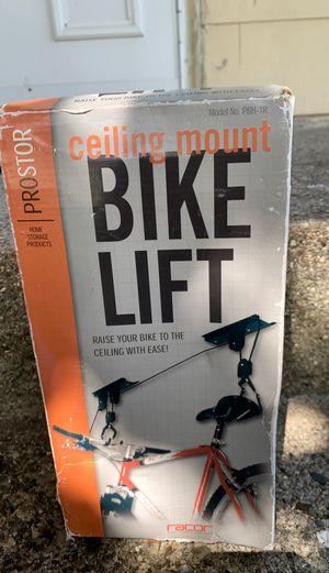 RACOR ceiling mount bike lift for Sale in Grand Rapids, MI