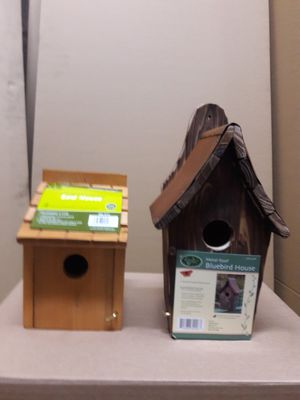 Wren bird houses for Sale in Round Lake Heights, IL