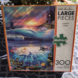 NEW!!! 300 Large Piece Puzzle COMING HOME for Sale in Torrance, CA