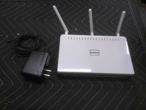 D-Link WiFi Router for Sale in Vancouver, WA