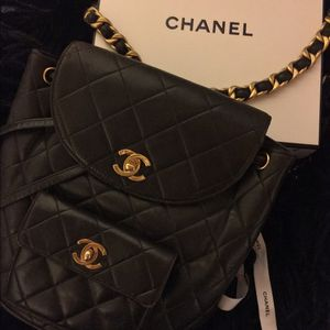4500! AUTHENTIC CHANEL BACKPACK! for Sale in Beverly Hills, CA