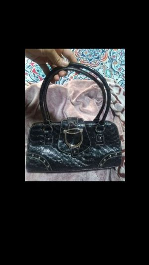 New Black VinYl Carry Purse for Sale in Bountiful, UT