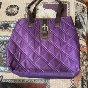 Avon Purple Large Bag for Sale in Greenbelt, MD