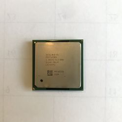 Intel Pentium 4 CPU for Sale in Lynnwood,  WA