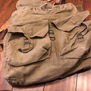 Four Army Rucksack Bags From Aloha Surplus for Sale in Hillsboro, OR