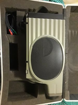 SHARP LCD PROJECTOR XG-1000 1990 for Sale in Rockville, MD