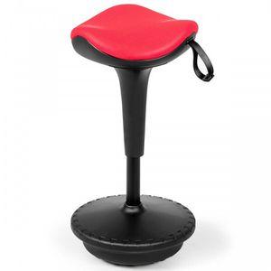 Adjustable Swivel Sitting Balance Wobble Stool Standing Desk Chair for Sale in Pomona, CA