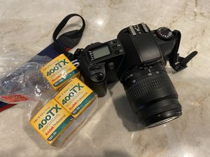 Canon Rebel G 35-80mm with 3 films for Sale in San Ramon, CA