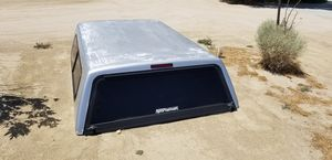 2001 Chevy Long Bed Truck Camper Cap Shell for Sale in Willow Springs, CA