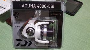New Daiwa Laguna 4000 Fishing Reel for Sale in Deltona, FL