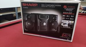 Sharp CD-BH950 stereo system for Sale in Anaheim, CA