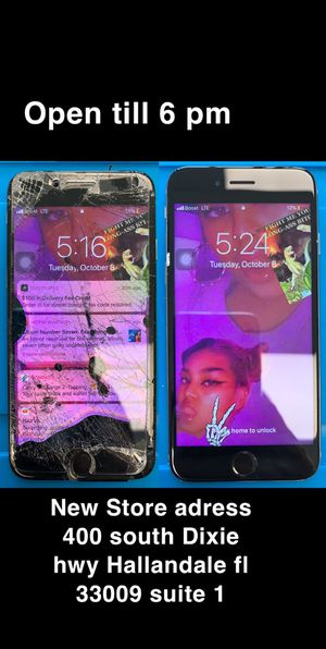 iPhone screen and lcd best prices for offer up customers for Sale in Aventura, FL