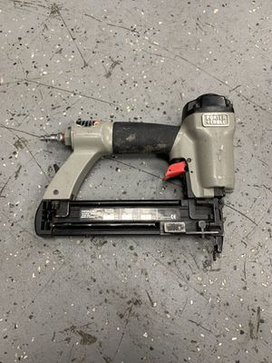 Porter & Cable Finish Nail Gun 16 Gauge 1 1/4 for Sale in Saugus, MA