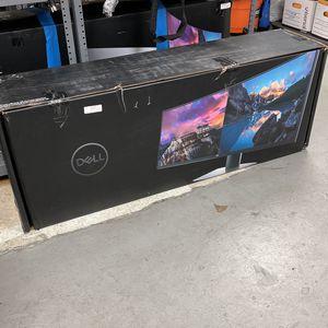 "Dell 49"" Curved Monitor New for Sale in Miami, FL"